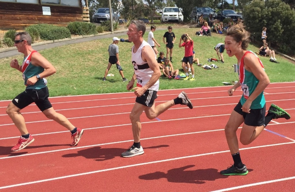 John and Brayden (800m)